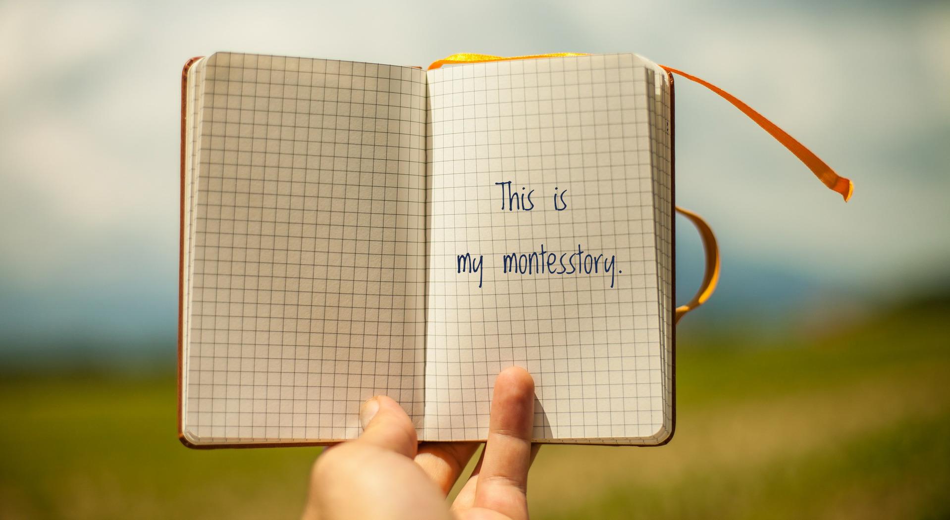 Care e my montesstory sau povestea mea Montessori?